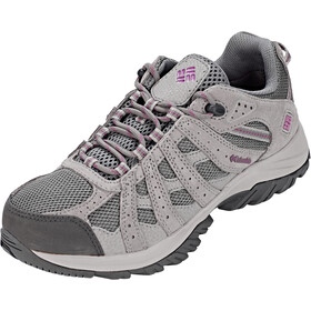 212af7fb25 Columbia Redmond XT Waterproof Shoes Damen charcoal/intense violet
